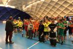 Vánoční florbalový turnaj