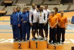 Valencie 2013, ČR s he2 juniorem stříbrná za Francií