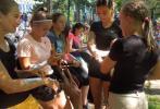 Benešovka na celostátním finále v orientačním běhu