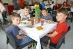 Stolování a příprava pokrmu ve 4.A