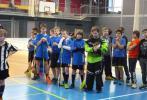 Krajský turnaj florbalu ve Skutči