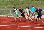 Vítězství v okresním kole Poháru rozhlasu v atletice