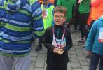 Vinařský půlmaraton a víkendové medaile