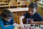 Školní kolo v šachu
